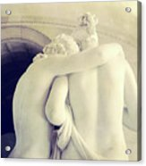 Cupid And Psyche Acrylic Print