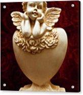 Cupid Acrylic Print