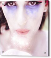 Cupid Kiss Acrylic Print