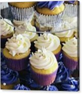 Cuppy Cakes Acrylic Print