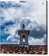 Cupula Antigua Guatemala 1 Acrylic Print