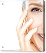 Cure Acne Through Unconventional Methods Acrylic Print