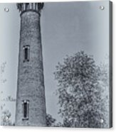 Currituck Beach Lighthouse 2 Acrylic Print