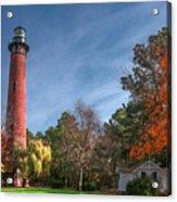 Currituck Lighthouse  Acrylic Print