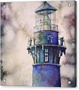 Currituck Lighthouse-outer Banks, Nc  Acrylic Print