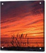 Currituck Sunset II Acrylic Print