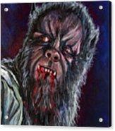 Curse Of The Werewolf Acrylic Print