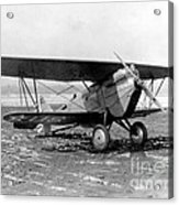 Curtiss P-1 Hawk,1925 Acrylic Print