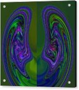Curve Evolution 3 Acrylic Print