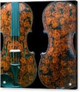 Custom Gliga Viola Acrylic Print
