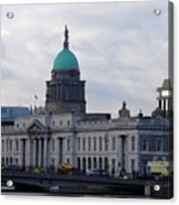 Custom House Acrylic Print