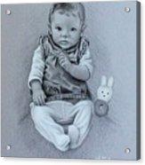 Cuteness Acrylic Print