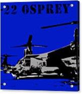 Cv-22 Osprey  Acrylic Print