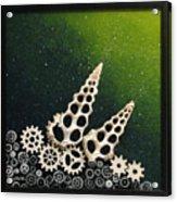 Cyber Soil Acrylic Print