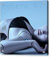 Cybera N7 Acrylic Print
