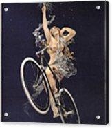 Cycles Sirius - Paris 1899 Acrylic Print
