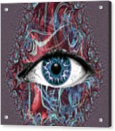 Cyclops Acrylic Print