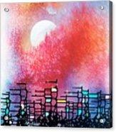 Cydonia Acrylic Print