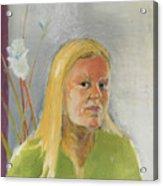 Cynthia Acrylic Print