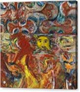 Cyprus Mosaic Acrylic Print