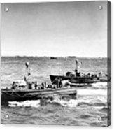 D-day 1944 Acrylic Print