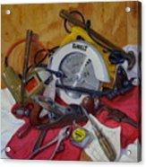 D. I. Y. 2   Acrylic Print
