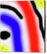 Da  Face  2002 Acrylic Print
