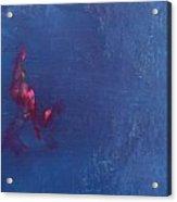 Daily Abstraction 218013001b Acrylic Print