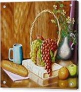 Daily Bread Acrylic Print