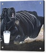 Dairy Is A Mother's Tears Acrylic Print