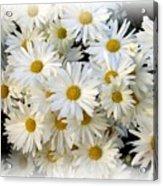 Daisy Bouquet Acrylic Print