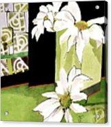 Daisy Delight Acrylic Print