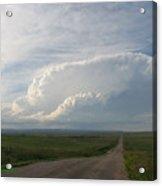 Dakota Prairie Sky Acrylic Print