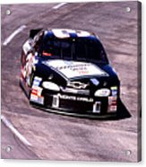 Dale Earnhardt # 3 Goodwrench Chrvrolet 1999 At Martinsville Acrylic Print