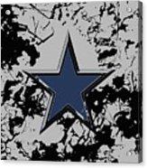 Dallas Cowboys 1b Acrylic Print