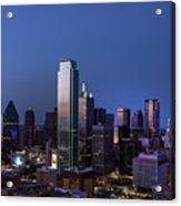 Dallas Acrylic Print