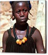 Damasongo 1987 Acrylic Print