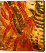 Dame - Tile Acrylic Print