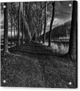 Damme, Belgium Acrylic Print