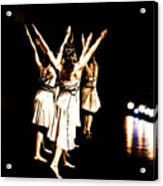 Dance - Y Acrylic Print