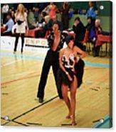 Dance Contest Nr 02 Acrylic Print