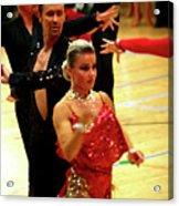 Dance Contest Nr 04 Acrylic Print