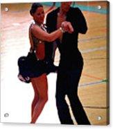 Dance Contest Nr 05  Acrylic Print