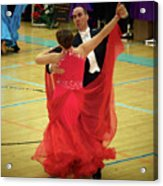 Dance Contest Nr 11 Acrylic Print