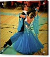 Dance Contest Nr 14 Acrylic Print