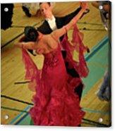 Dance Contest Nr 15 Acrylic Print