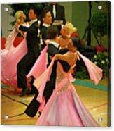Dance Contest Nr 16 Acrylic Print