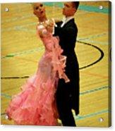 Dance Contest Nr 17 Acrylic Print