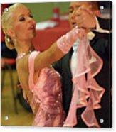 Dance Contest Nr 19 Acrylic Print