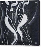 Dance IIi Acrylic Print